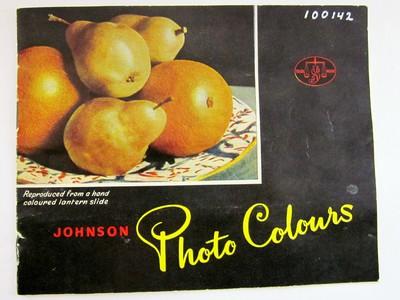 Johnson Photo Colours