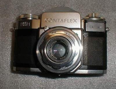 Zeiss Ikon Contaflex II (862/24)