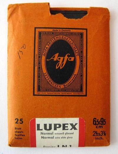 Agfa Lupex - Forte BN 5