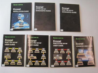Acorn Computers Econet
