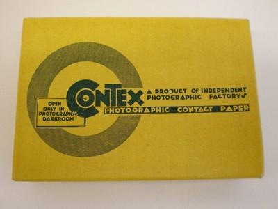 Contex Photographic Contact Paper