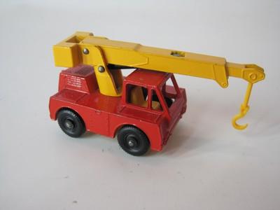 Matchbox Iron Fairy Crane