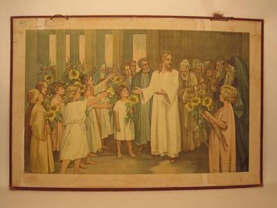 Das Hosianna der Kinder. Matth. 21,15-16