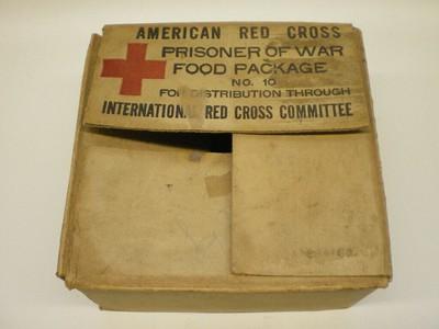 Prisoner of War food package no. 10