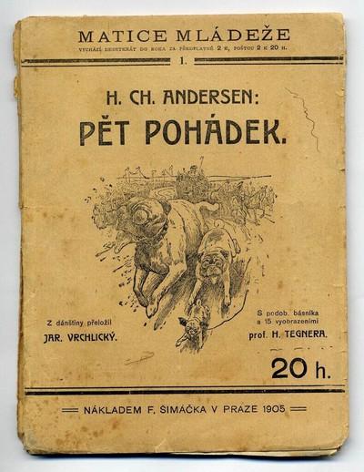 Pet Pohadek = Pet Fairy Tales