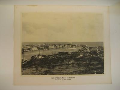 168. Willemstad - Curaçau en Gezicht op de haven.