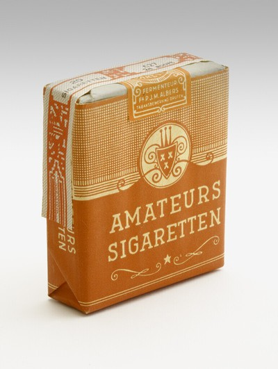 Amateurs sigaretten
