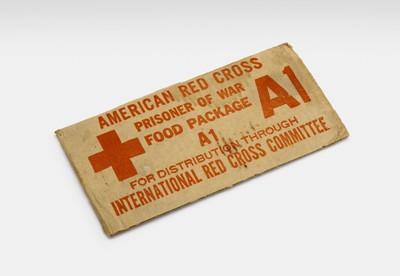 American Red Cross - food package