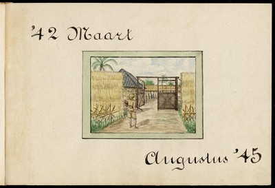 '42 Maart - Augustus '45