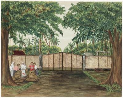 Ingang Solokamp