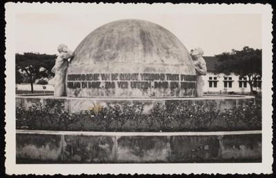 Monument communicatie en verbondenheid Nederland - Nederlands-Indië