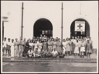 Medewerkers Rode Kruis