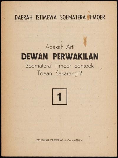 Bijzonder Gebied Oost-Sumatra