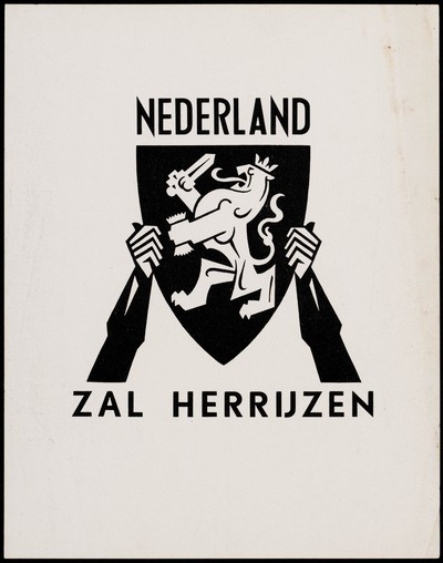 Nederland zal herrijzen
