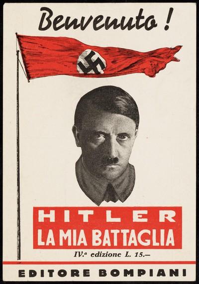 Hitler la mia battaglia