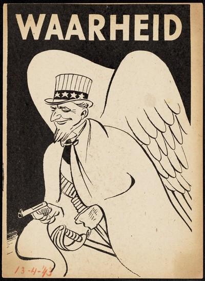 100 jaar agressie-politiek van het Amerikaansche kapitalisme