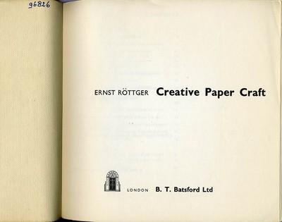 Creative Paper Craft
