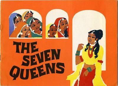 The seven Queens