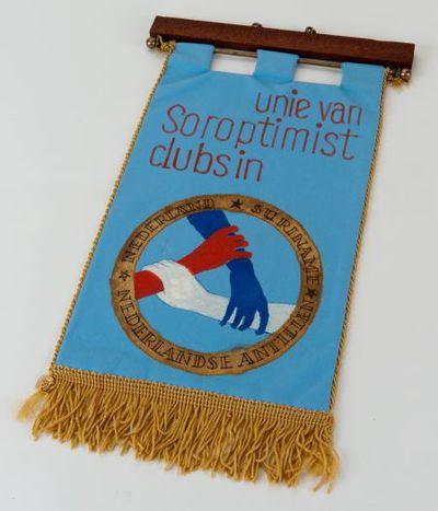 Vaantje. Unie van de Soroptimisten Clubs in Nederland, Suriname, Nederlandse Antillen