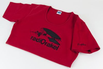 T-shirt. \radiOrakel\