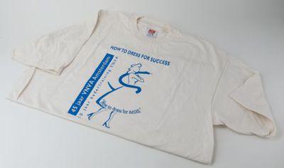T-shirt. Vereniging van Nederlandse Vrouwelijke Artsen (VNVA)