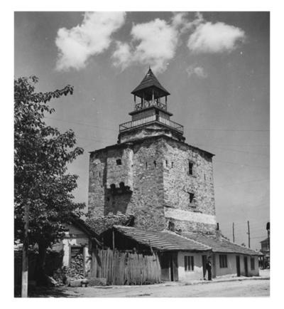 Kula na Meshchiite (defence tower), Vratsa town