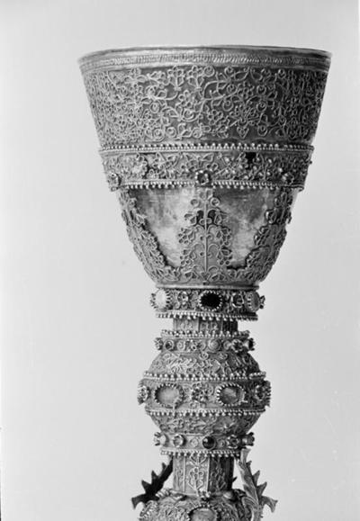 Chalice from the Bachkovo Monastery, detail