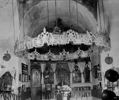 Chapel of the Nativity of Virgin Mary, Sedemte Prestola Monastery