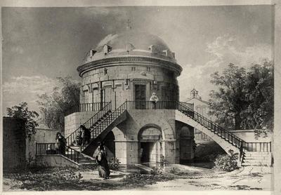Veduta del Mausoleo di Teodorico
