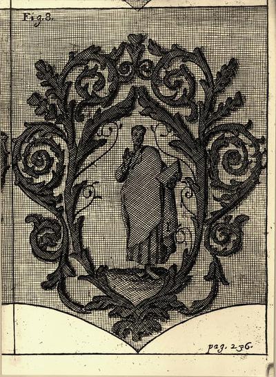 Profeta, dalla decorazione a mosaico del Battistero Neoniano