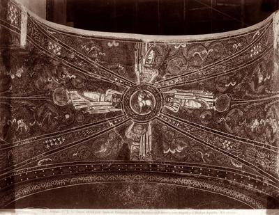 Torcello (Venezia), Basilica di Santa Maria Assunta, Angeli