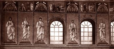 Ravenna, Basilica di Sant'Apollinare Nuovo, Profeti