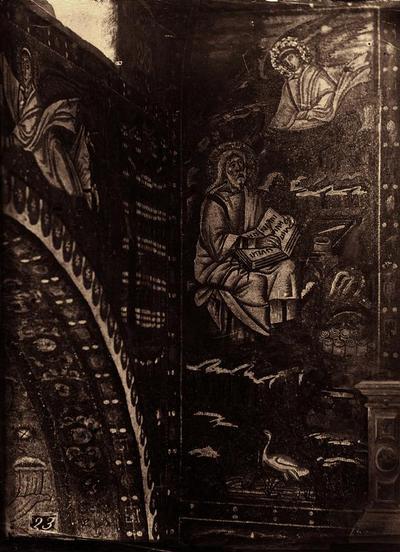 Ravenna, Basilica di San Vitale, San Matteo Evangelista