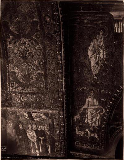 Ravenna, Basilica di San Vitale, Storie di Mosè