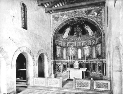 Ravenna, Basilica di San Vittore (distrutta nel 1944)
