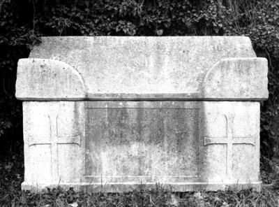 Ravenna, Prato di San Vitale, Sarcofago della famiglia Cavalli