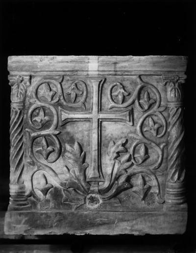 Ravenna, Duomo, Sarcofago di Sant'Esuperanzio e Massimiano, fianco sinistro