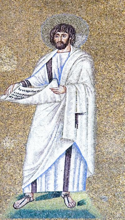 Ravenna, Basilica di Sant'Apollinare Nuovo, Profeta