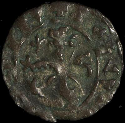 Bank of Cyprus Cultural Foundation: Coin of Henry II (1285-1306)