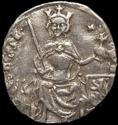 Bank of Cyprus Cultural Foundation: Coin of Peter I (1359-1369)