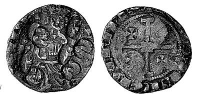 Bank of Cyprus Cultural Foundation: Coin of King Hugh IV (1324-1359)