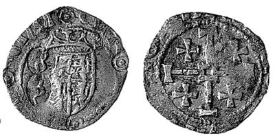Bank of Cyprus Cultural Foundation: Coin of King Janus (1398-1432)