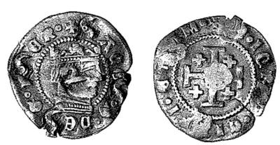 Bank of Cyprus Cultural Foundation: Coin of Queen Charlotte (1458-1459)