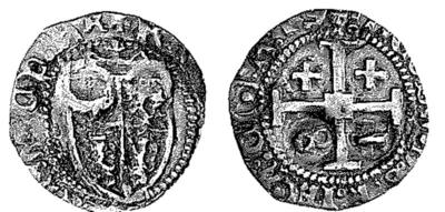 Bank of Cyprus Cultural Foundation: Coin of King James II (1460-1473)
