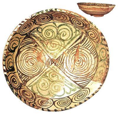 Paphos District Archaelogical Museum: Bowl MP 2577/1