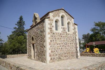 Department of Antiquities, Republic of Cyprus, Pyrga,