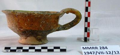 Cyprus Medieval Museum: Cup (MM180, MMRR 284 1947/VII-12/12)