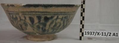 Cyprus Medieval Museum: Bowl (MM392, 1937/X-11/2 A 1)