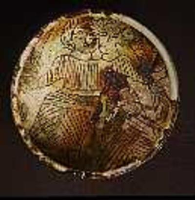 Cyprus Medieval Museum: Bowl (MM1119, 1989/XI-14/I/25)