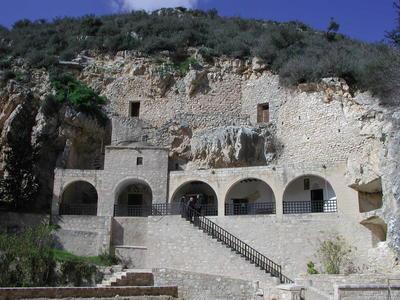Department of Antiquities, Republic of Cyprus, Tala, Engleistra of Saint Neophytos, general view